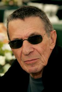 Leonard Nimoy at the 11th Annual Safari Brunch.