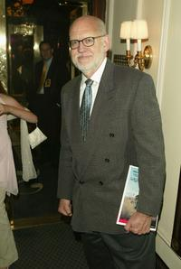 Frank Oz at the after party for the premiere of