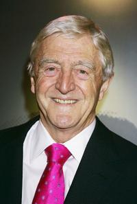 Michael Parkinson at the Music Industry Trust Awards 2005.