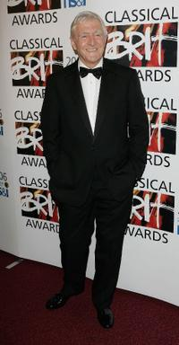Michael Parkinson at the Classical Brit Awards 2006.