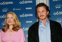 Sean Penn and Patricia Clarkson at the Toronto International Film Festival press conference for
