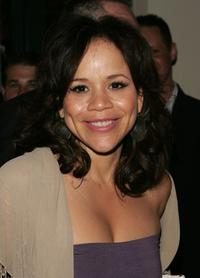 Rosie Perez at the 5th annual Tribeca Film Festival after party.