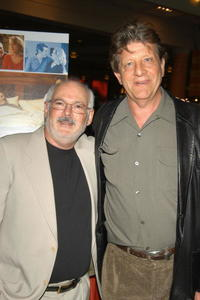 Director Michael Pressman and Barry Primus at the Los Angeles premiere of