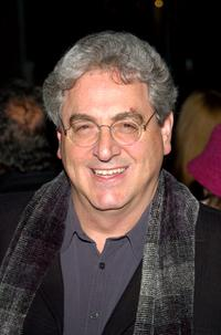 Harold Ramis at the New York benefit premiere of