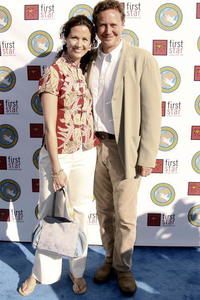 Judge Reinhold and Guest at the First Star Annual Celebration of Children's Rights benefit.