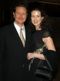 Judge Reinhold and Amy at the 8th Annual Art Directors Guild Awards Show.