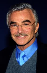 Burt Reynolds at the Fourth Annual Actors' Fund of America gala.