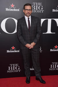 Steve Carrell at the New York premiere of