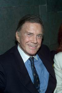Cliff Robertson at the launch party for Ancestralscotland.com.