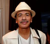 Carlos Santana at the Andre Agassi's 12th Annual Grand Slam for Children.