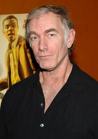 John Sayles at the celebration of the Museum of Moving Image honoring himself and Danny Glover at The Times Center.