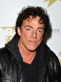 Neal Schon at the Classic Rock Roll of Honour in England.
