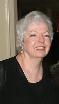 Thelma Schoonmaker at the New York Film Critics Dinner in New York.