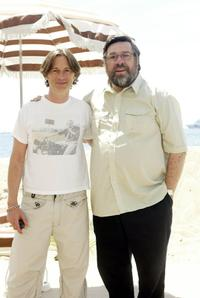 Robert Carlyle and Ricky Tomlinson at the photocall for