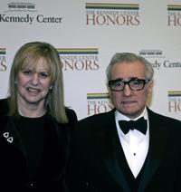 Martin Scorsese at the State Department in Washington for the 30th Kennedy Center Honors artists' dinner.