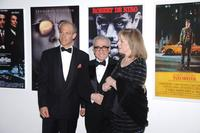 Martin Scorsese, Glenn Lowry and Helen Scorsese at the MoMA's 39th Annual Party.
