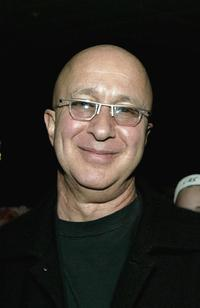 Paul Shaffer at the after party of the screening of