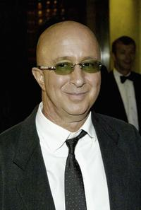 Paul Shaffer at the screening of