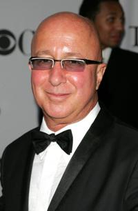 Paul Shaffer at the 60th Annual Tony Awards.