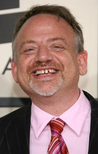 Marc Shaiman at the 50th Annual Grammy Awards.
