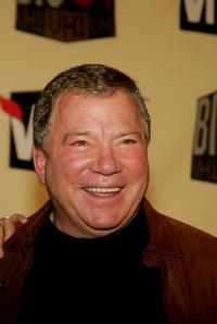 William Shatner at the VH1 - Big in '04.
