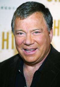 William Shatner at the hosting of book party for