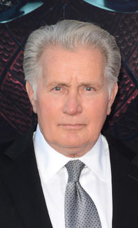 Martin Sheen at the California premiere of