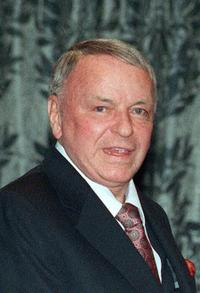 A File Photo of Frank Sinatra, Dated April 23, 1989.