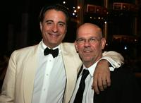 Andy Garcia and Charles Martin Smith at the 34th AFI Life Achievement Award tribute to Sir Sean Connery.