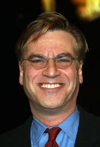 Aaron Sorkin at the premiere of