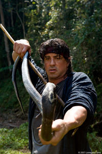 Sylvester Stallone in