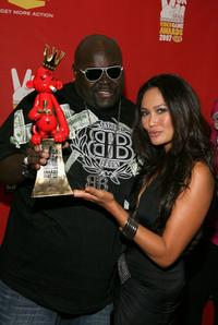 Tia Carrere and Big Black at the Spike TV's 2007
