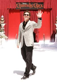 Jim Carrey at the photocall of