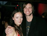 Jim Carrey and Olivia Wilde at the Doctors Without Borders' 'Choose to Dare' fundraiser.