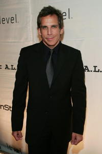 Ben Stiller at the 7th Annual Project A.L.S. Benefit Gala in New York City.