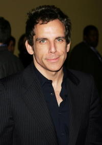"""Ben Stiller at the after party for """"The Public Sings: A 50th Anniversary Celebration"""" in New York City."""