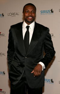 Chris Tucker at the Clive Davis Annual Grammy Party in Beverly Hills.