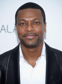 Chris Tucker at the New York premiere of