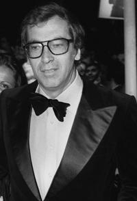 Roger Vadim at the screening of