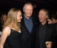 Jon Voight, Tamara Hope and Christopher Cain at the Special VIP Screening Of