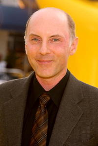 Dan Castellaneta (voice of Homer) at the L.A. premiere of