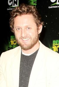 Alex Winter at the UK premiere of