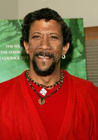 Reg E. Cathey at the New York premiere of