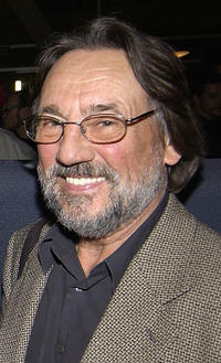 Vilmos Zsigmond at the 10th anniversary celebration event of