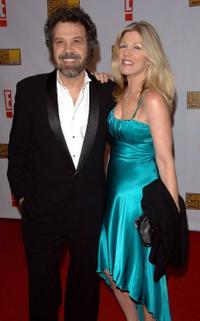 Edward Zwick and Liberty at the 12th Annual Critics' Choice Awards.