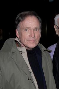 Dick Cavett at the special screening of