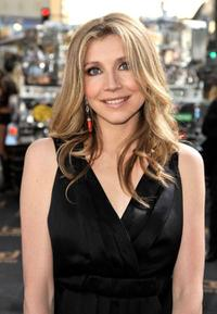 Sarah Chalke at the premiere of