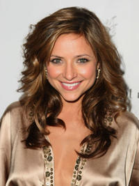 Christine Lakin at the Regent Releasing Party during the Sundance Film Festival.
