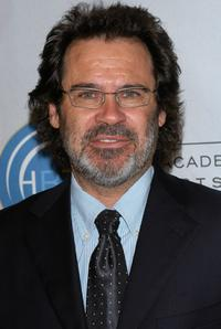 Dennis Miller at the Network Presidents Newsmaker Luncheon.