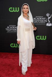 Judith Chapman at the 36th Annual Daytime Emmy Awards.